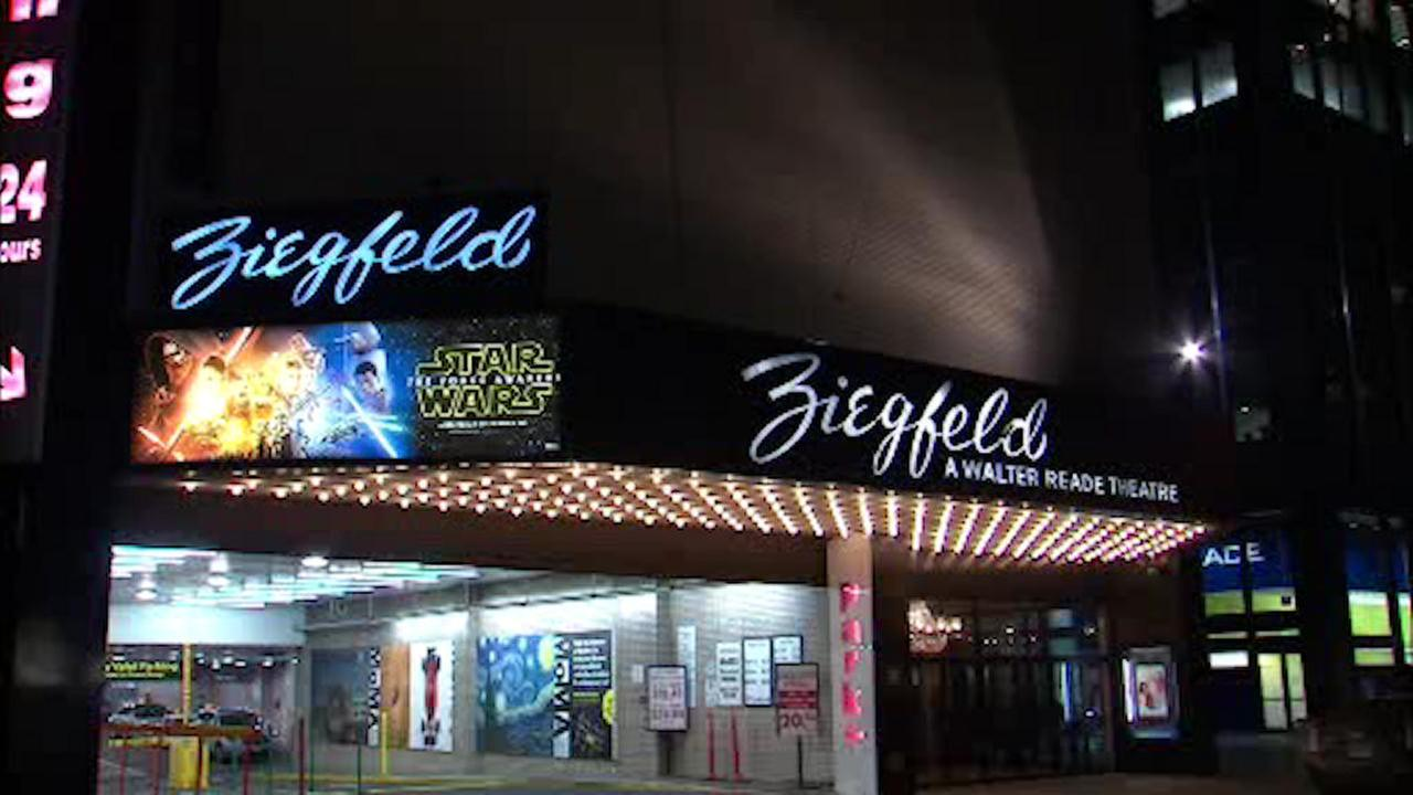 Ziegfeld Theatre closes after losing lease; will become a ballroom
