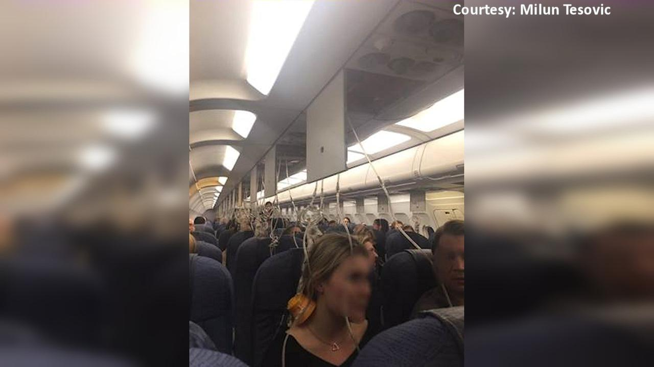 Air Canada flight from Newark to Vancouver diverted to Toronto after pressurization issue