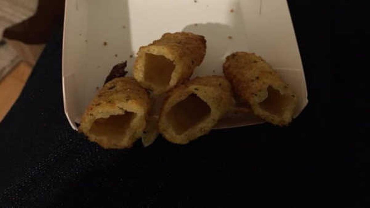 McDonalds customers complain over lack of cheese in mozzarella sticks