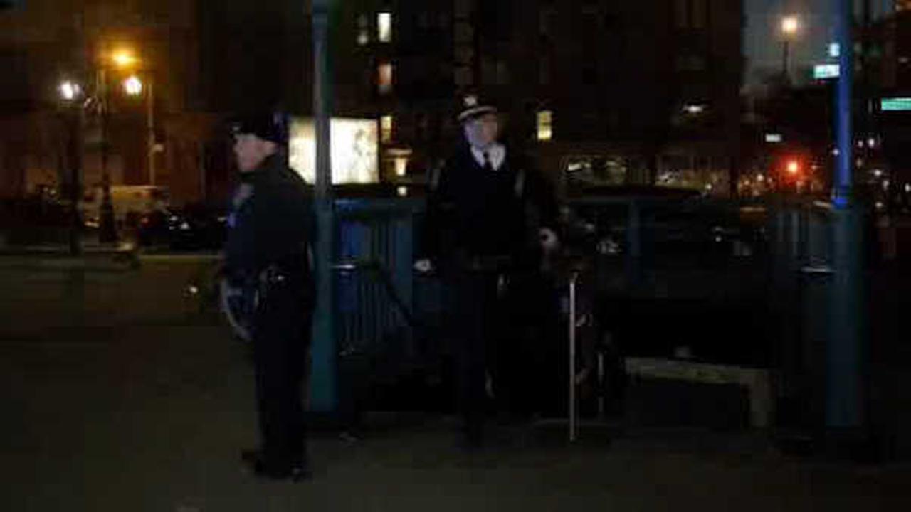 Sunday's Harlem subway slashing marks 6th such attack this year