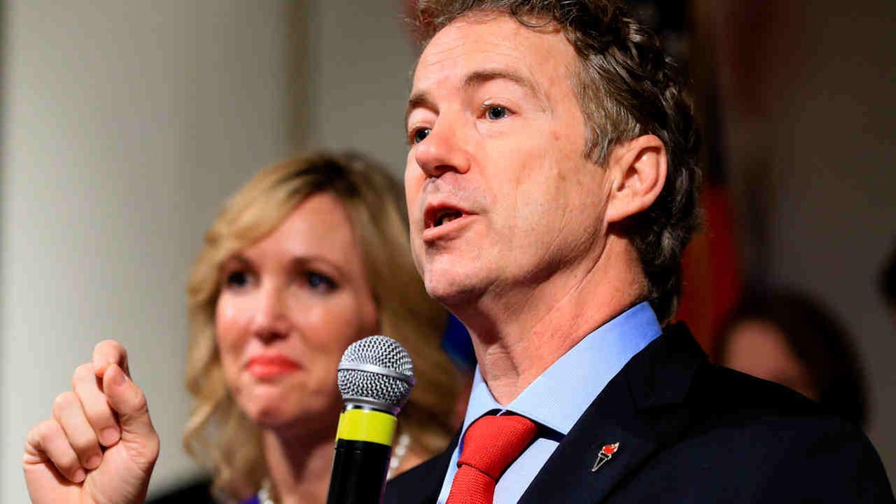 Kentucky Sen. Rand Paul ending bid for president