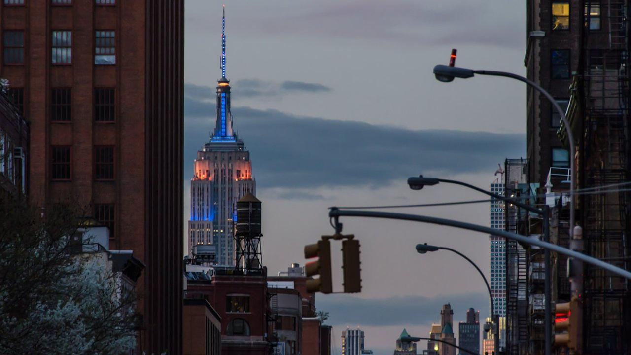 NJ man arrested after crashing drone into Empire State Building