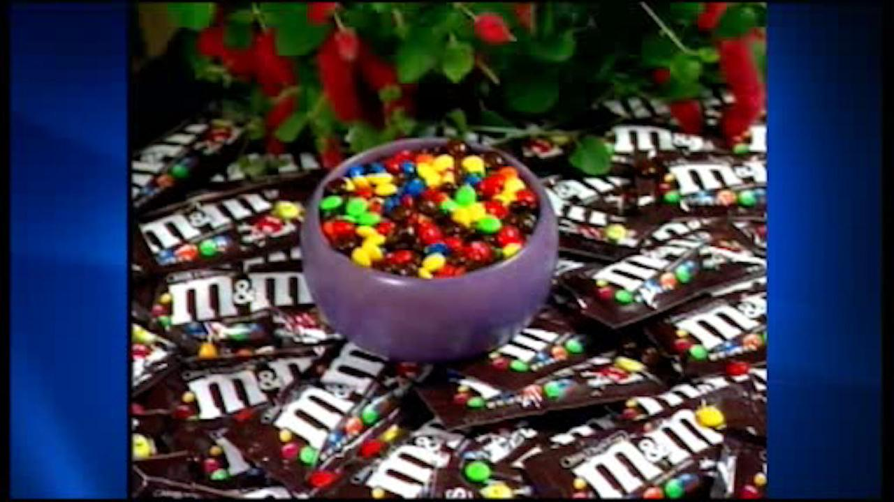 Mars, Inc. removing artificial colors from candy like M&M's, Skittles