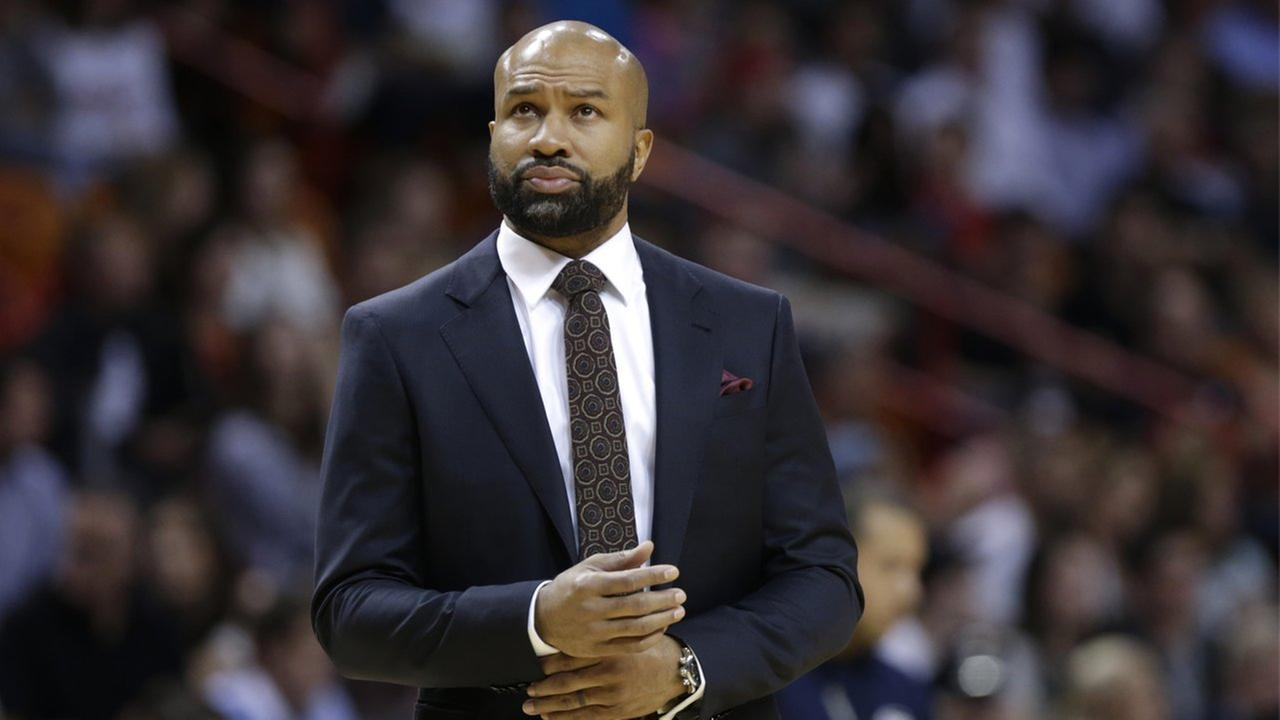 New York Knicks fire head coach Derek Fisher in his 2nd season