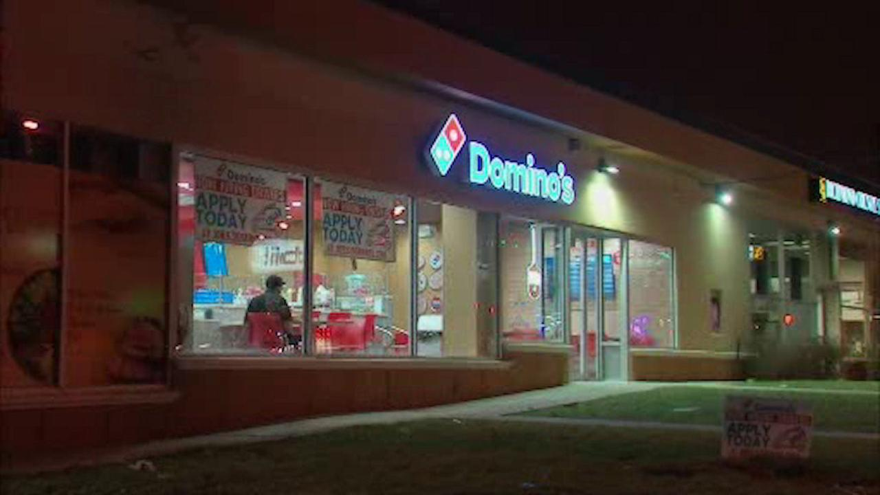 Domino's delivery driver finds 3-year-old girl wandering the streets in Staten Island