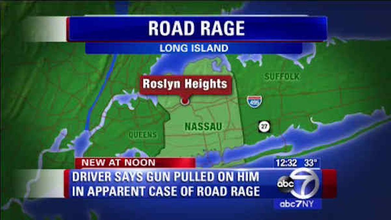 Man driving on Long Island Expressway was victim of road rage, police say