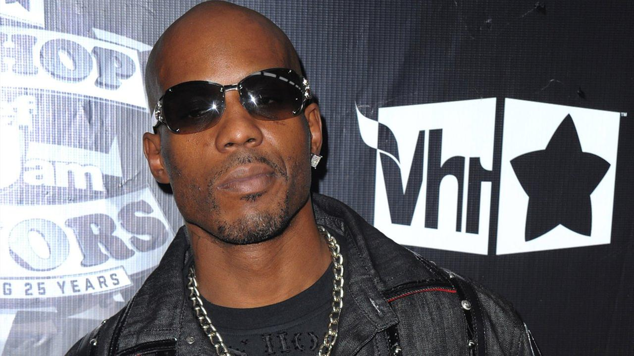 In this Sept. 23, 2009, file photo, DMX arrives at the 2009 VH1 Hip Hop Honors at the Brooklyn Academy of Music, in New York.