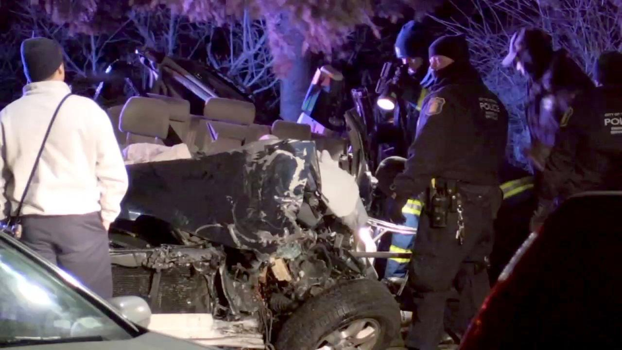 Off-duty Yonkers detective killed in crash with fire truck