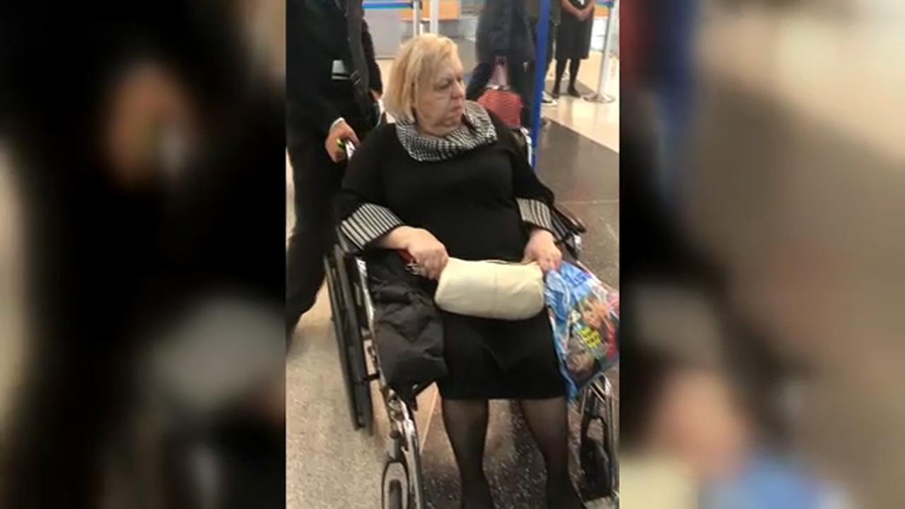 American Airlines apologizes after disabled woman left alone in Chicago airport overnight