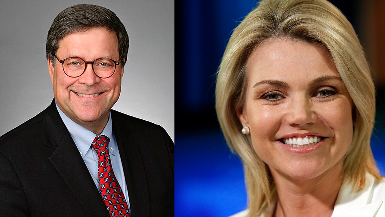 william barr heather nauert