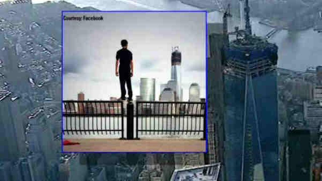 New Jersey teen who climbed One World Trade pleads guilty