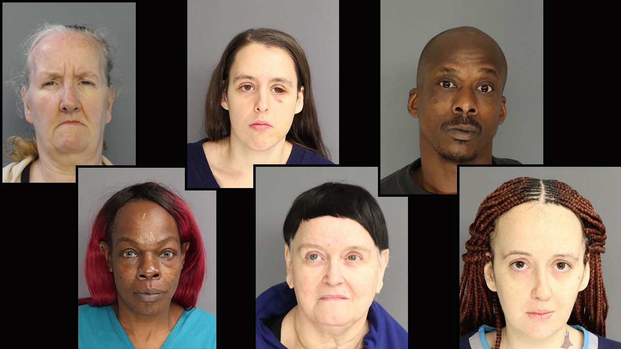 6 accused of regularly beating, scalding 3-year-old boy