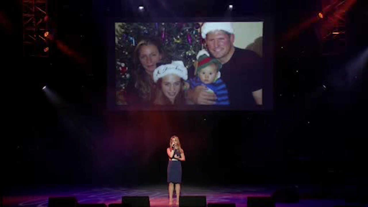 Benefit concert held for NYPD officer killed in Afghanistan