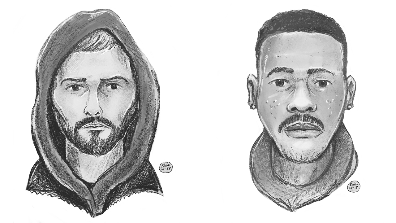 Suspects wanted for impersonating police while robbing man in Gravesend
