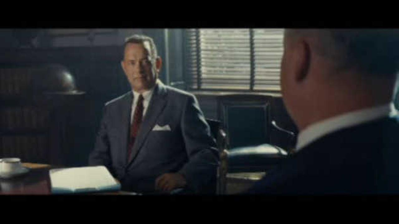 Tom Hanks plays New Yorker who was recruited to defend Soviet Spy in 'Bridge of Spies'