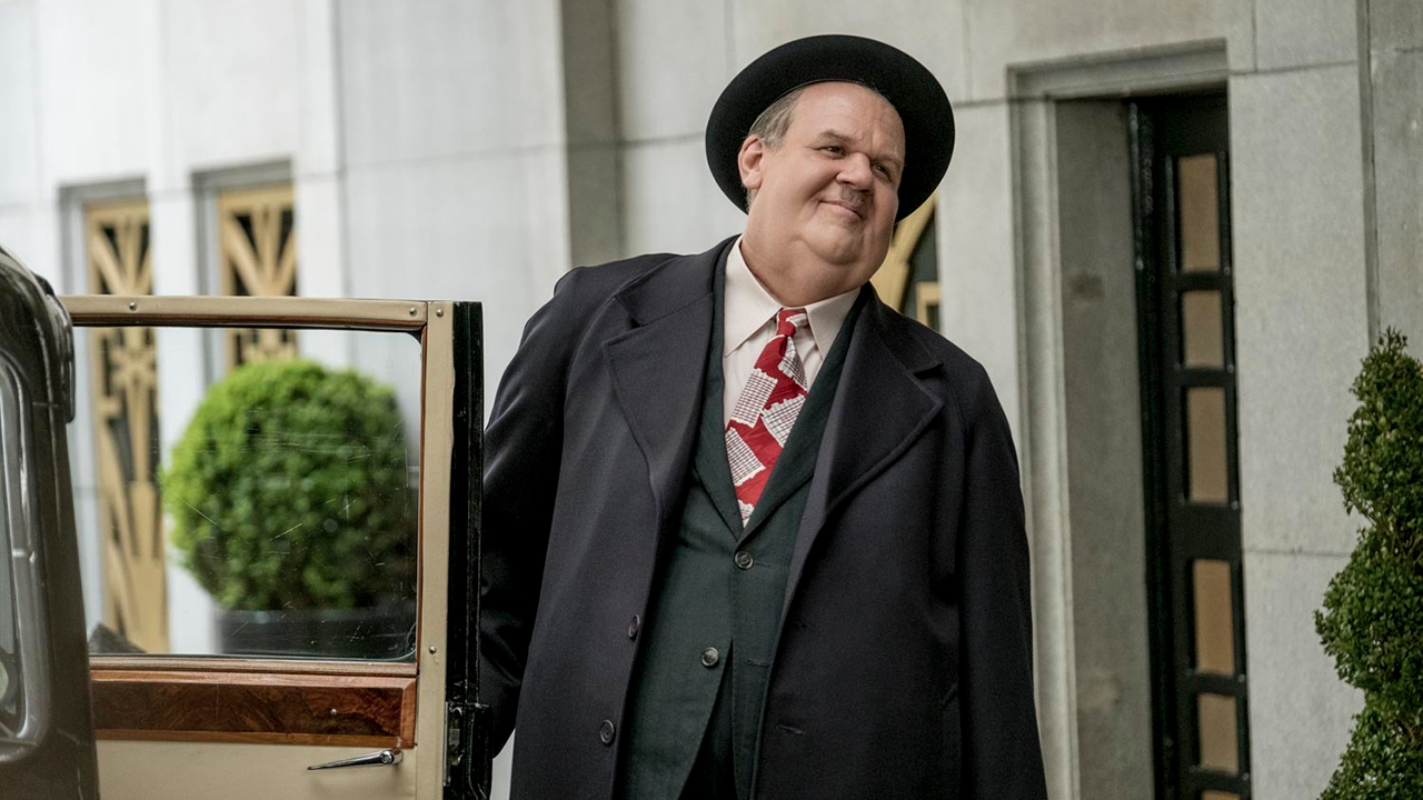 This image released by Sony Pictures Classics show John C. Reilly as Oliver Hardy in a scene from Stan and Ollie.