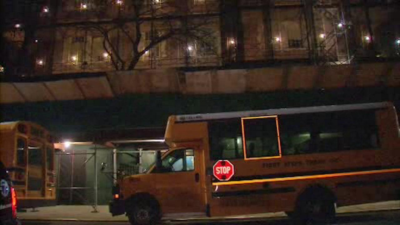 Weapons discovered inside Brooklyn public school