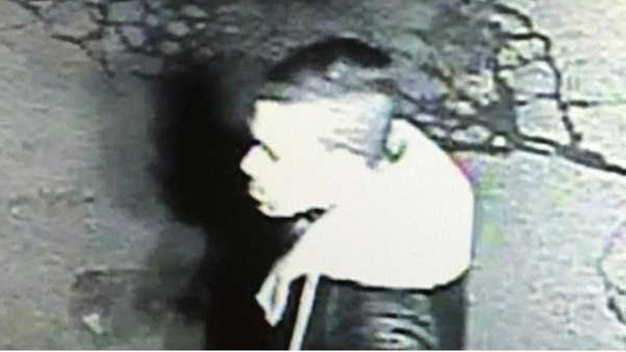 Authorities released surveillance video of a person of interest in the rape of a Jersey City woman.