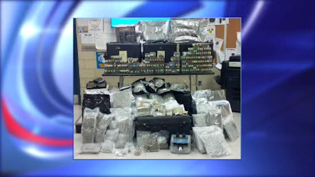 $10M in marijuana found inside U-Haul in Brooklyn