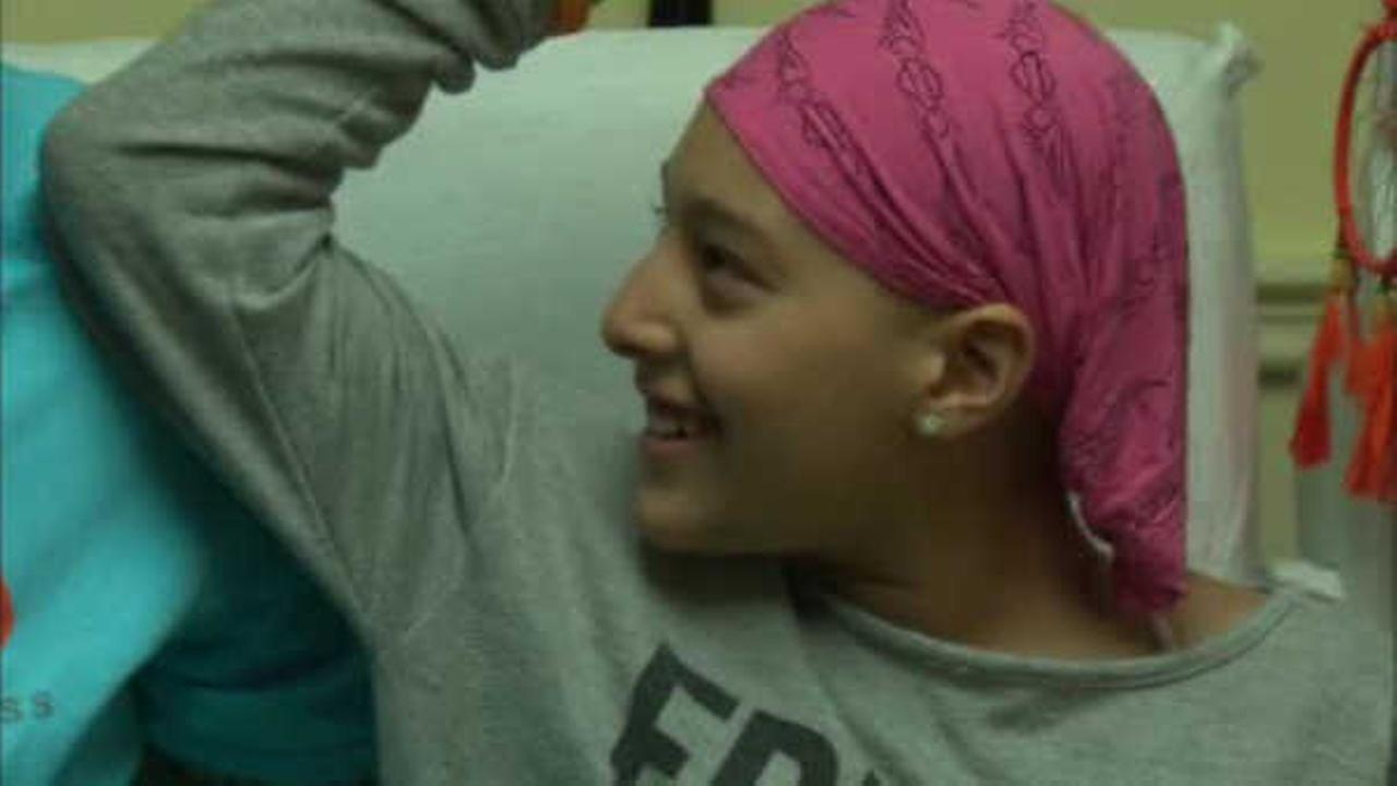 New Jersey community comes together to try and help 11-year-old with rare leukemia