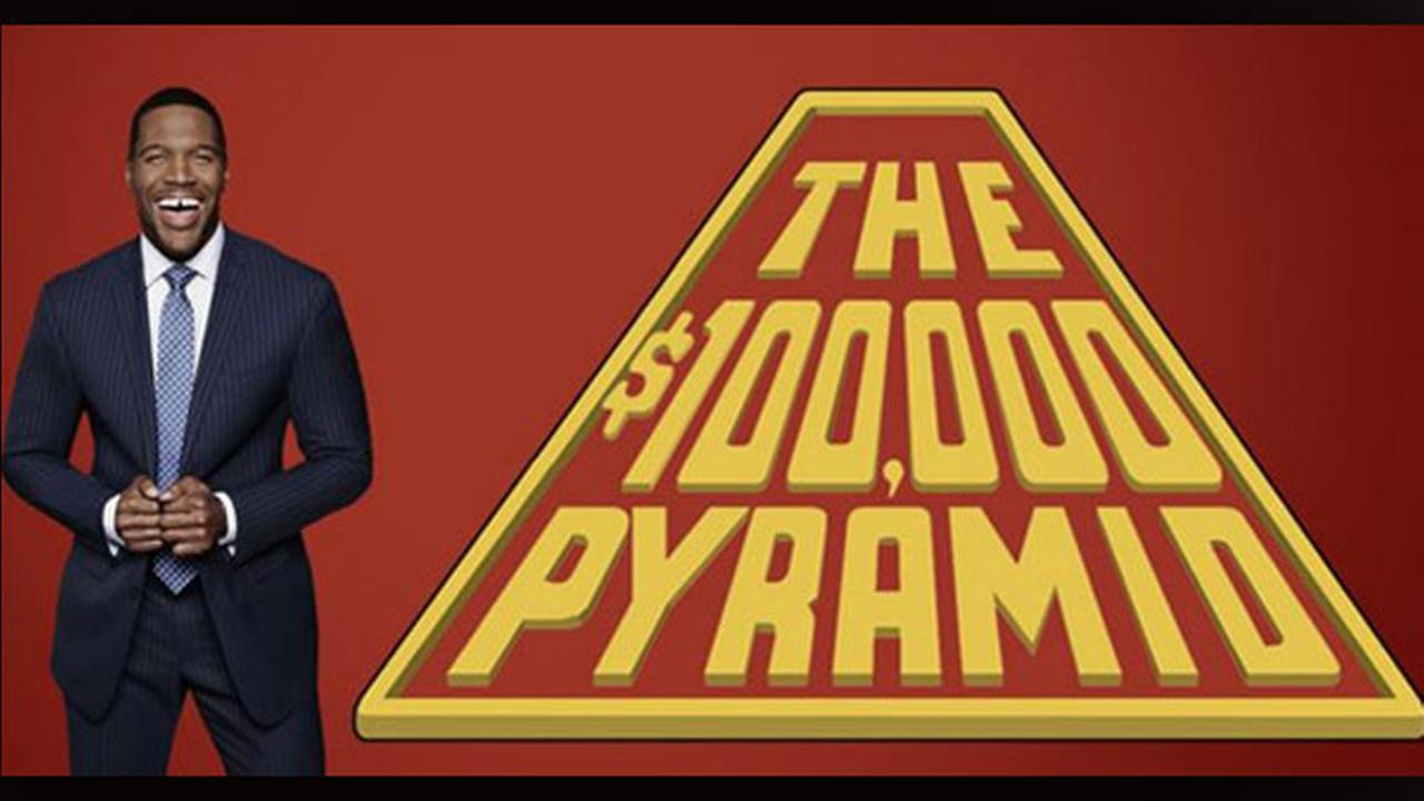 Casting Call for '$100,000 Pyramid' hosted by Michael Strahan
