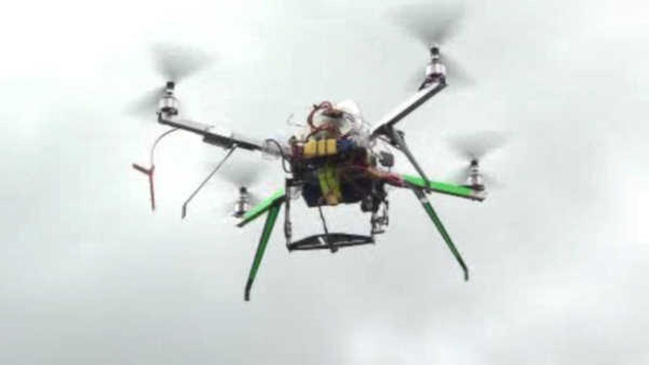 FAA investigating close encounter between drone, small plane in New Jersey