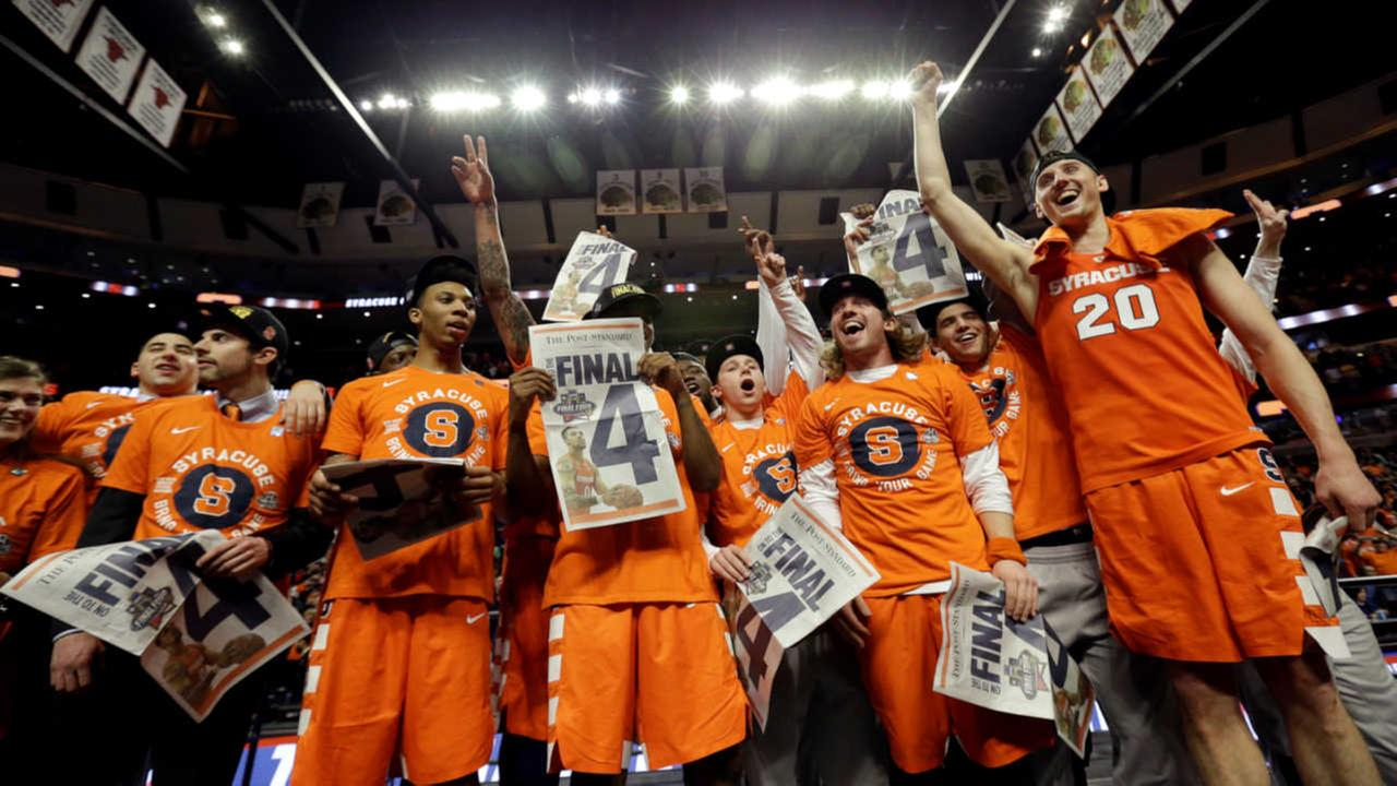 Syracuse extends improbable run to Final Four with victory over Virginia