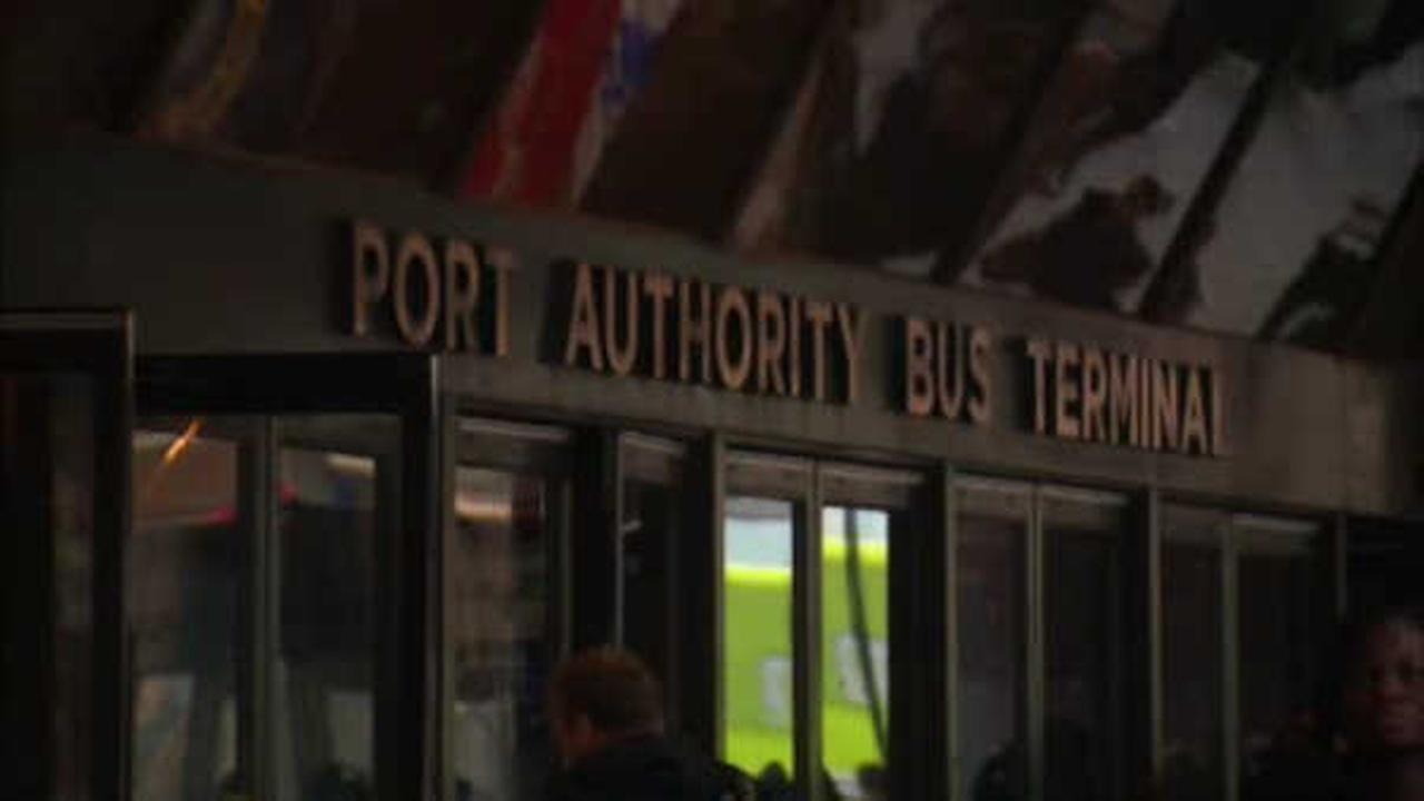 Suspicious package prompts partial evacuation of Port Authority