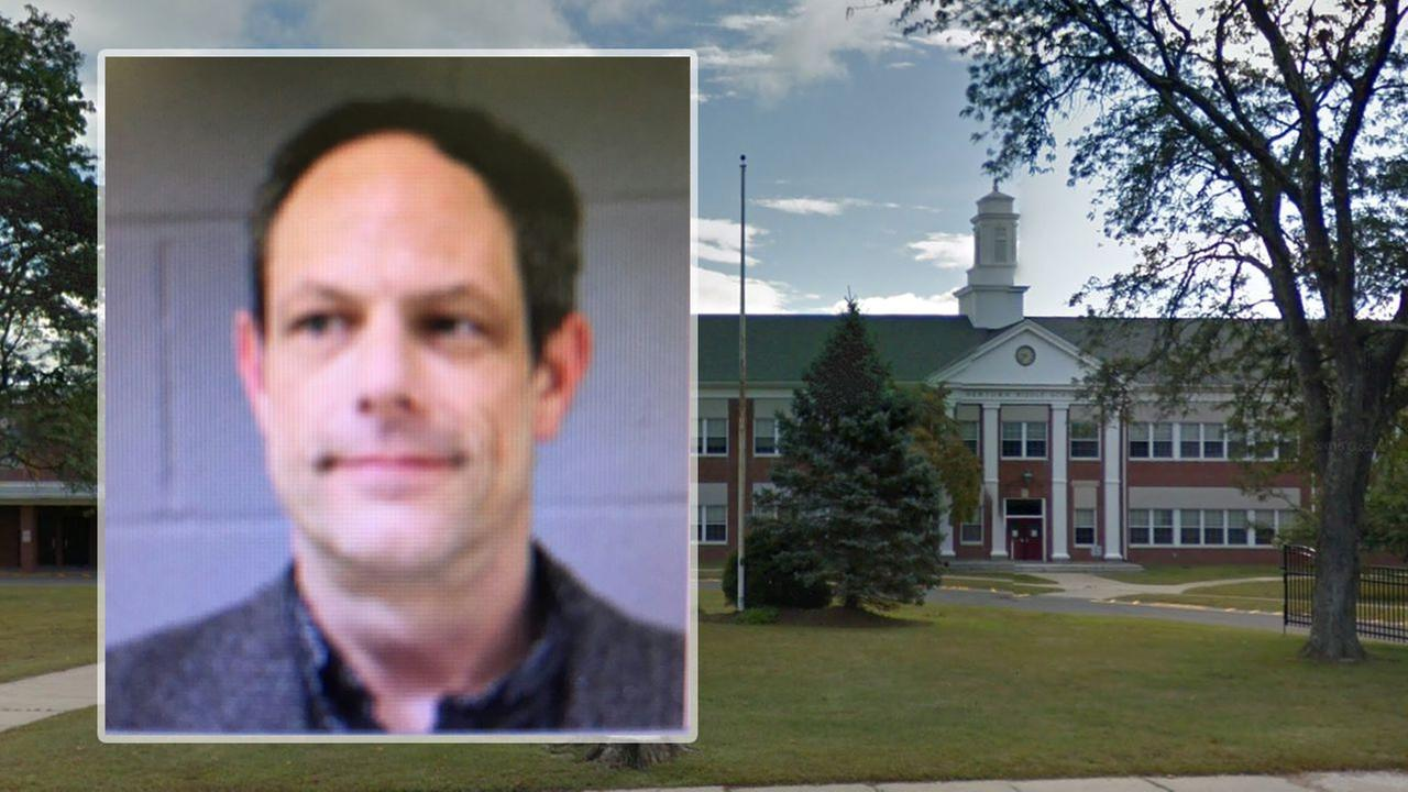 Police: Newtown, Connecticut teacher arrested for having gun at school