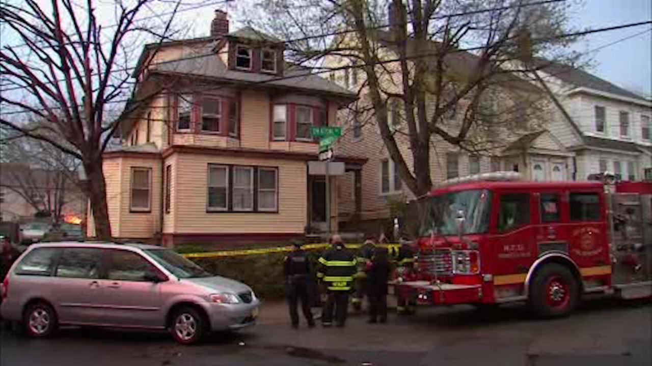 Woman killed in Newark house fire