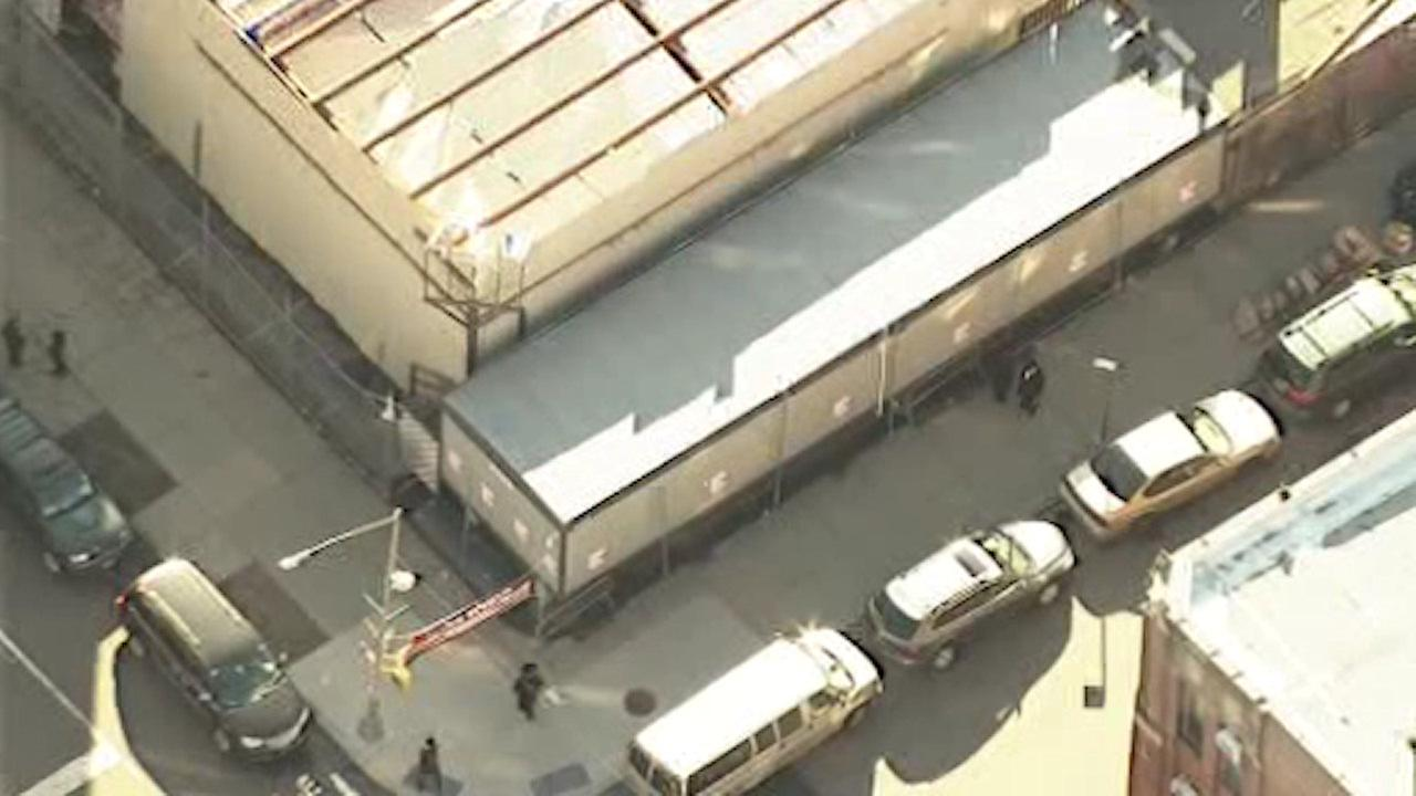 Police say trailer being used as illegal day care in Borough Park
