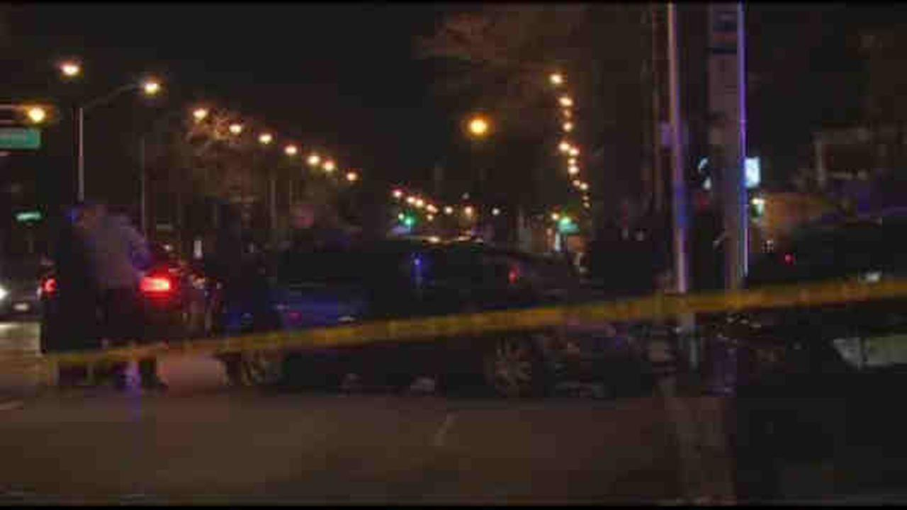 Newark double shooting leaves man dead