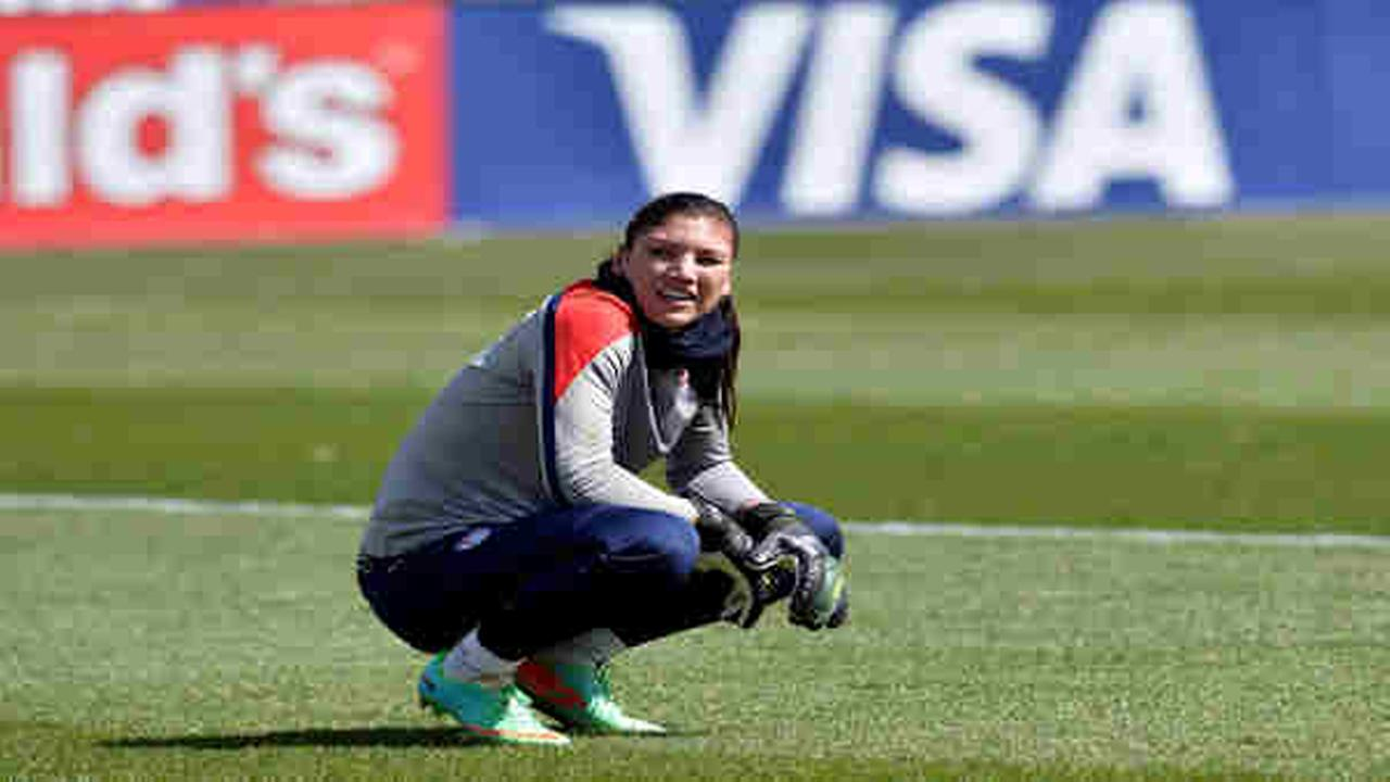 Hope Solo may skip Olympics in Brazil due to Zika virus
