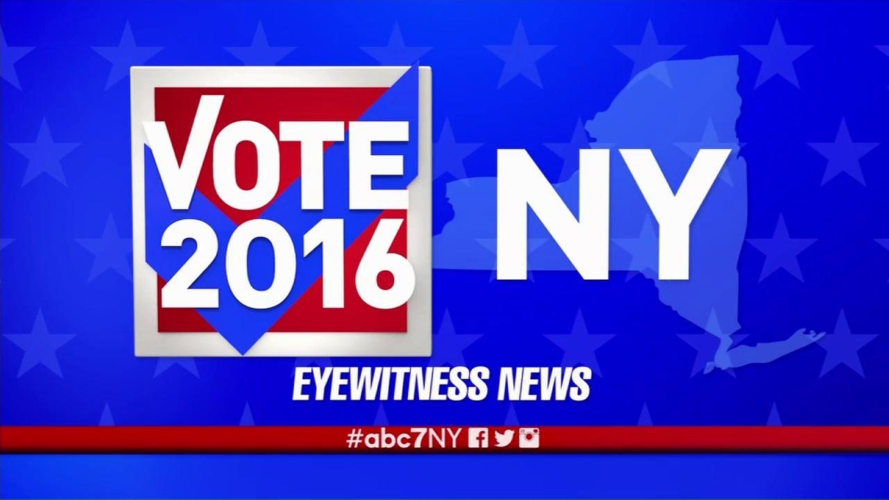 New York primary election: Where to vote, polling hours