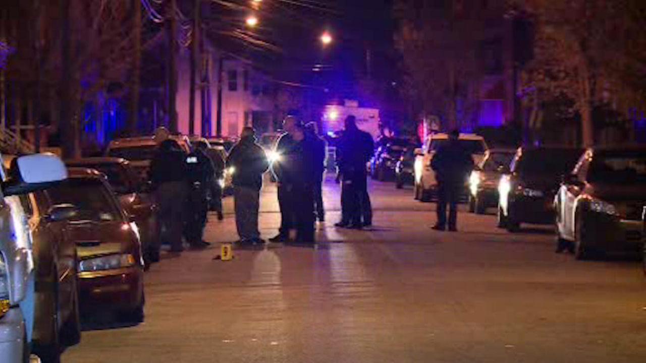 4 shot in Orange, 1 dead; suspects still on the run