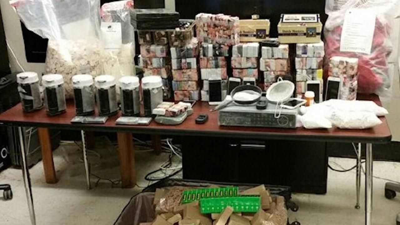 Massive heroin ring bust in Inwood; $5M in drugs seized, 10 arrests