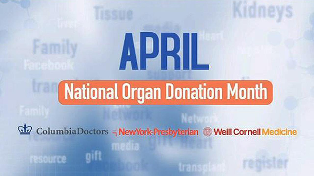 Real life heroes: National Organ Donation Month
