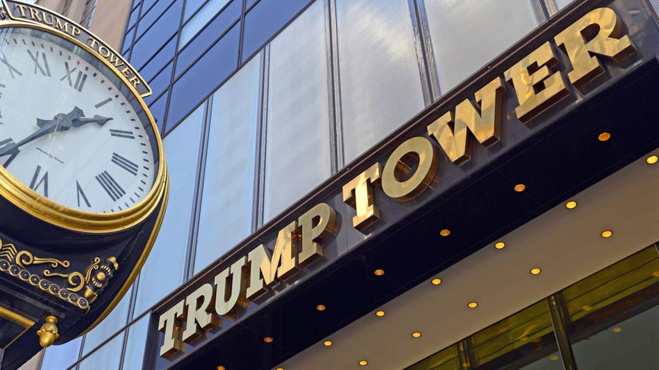 Trump Tower apartment rented out on Airbnb