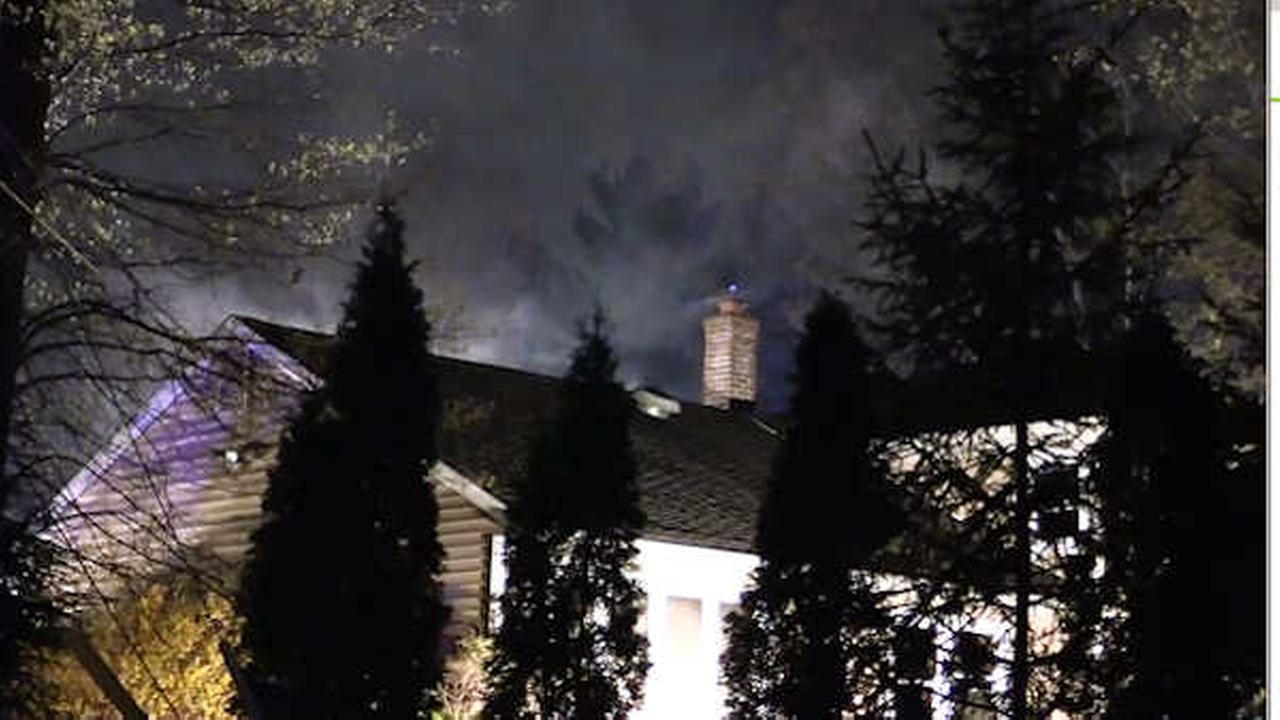 Fire apparently caused by hoverboard battery charger damages New Jersey home