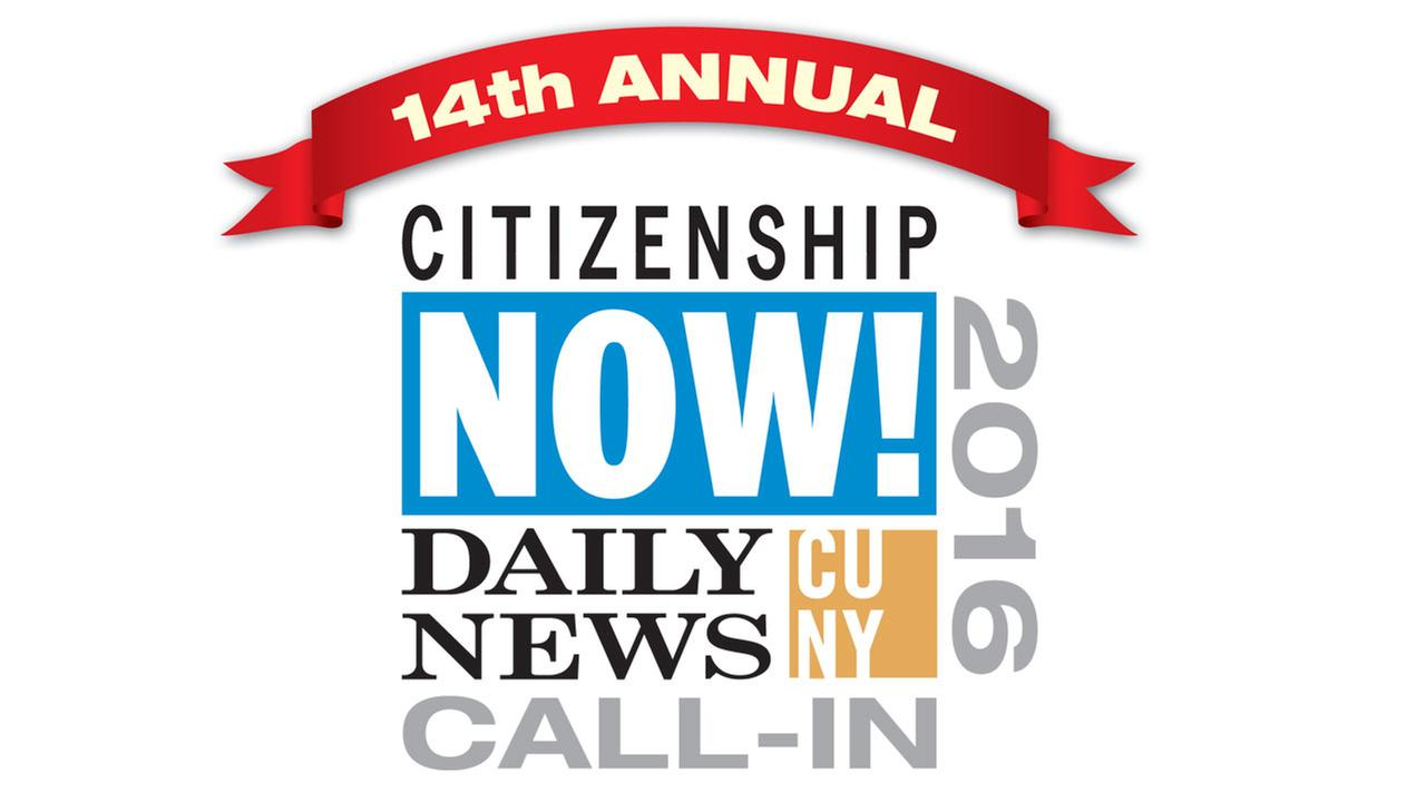 14th Annual Citizenship NOW! Hotline