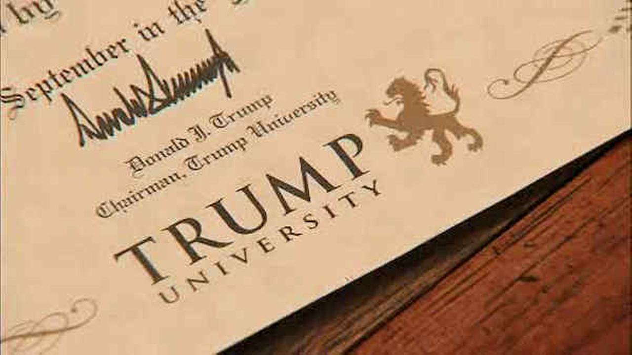 New York judge decides Trump University case will go to trial