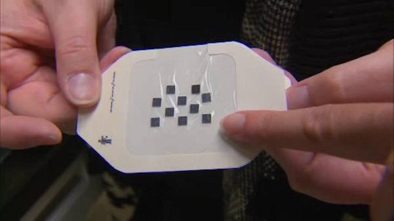 Long Island researchers develop vaccine patch