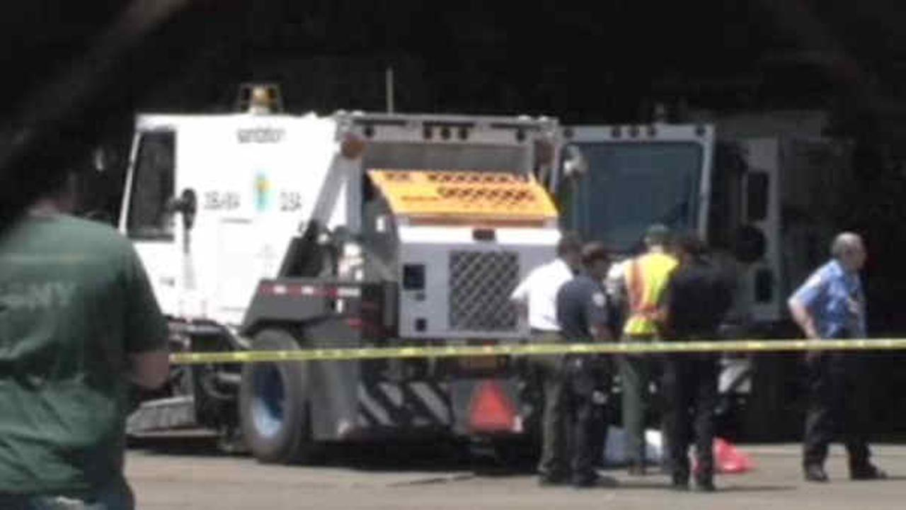 New York City Sanitation Worker Killed In Street Sweeper Accident To - Nyc street sweeping map