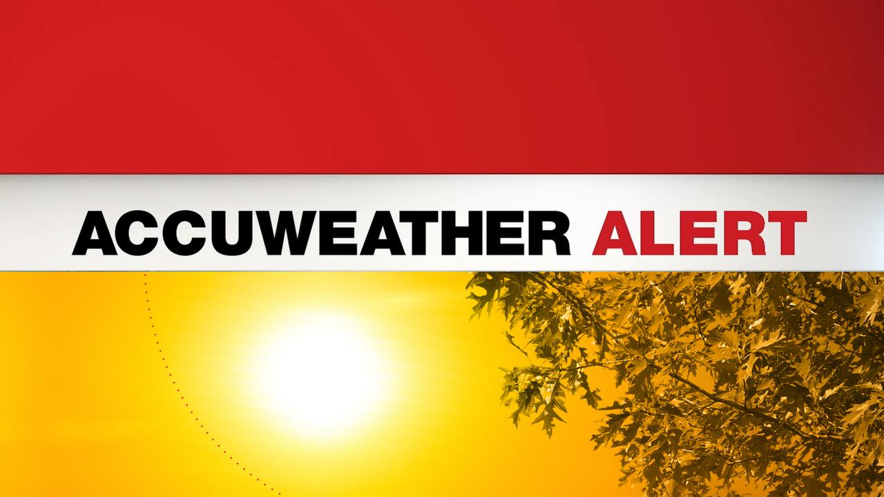 ACCUWEATHER ALERT: Another day of sweltering heat