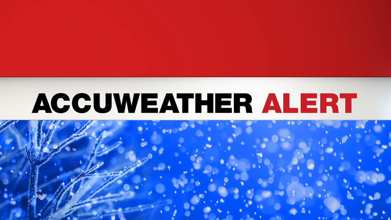 AccuWeather Alert: Batch of winter weather heading our way