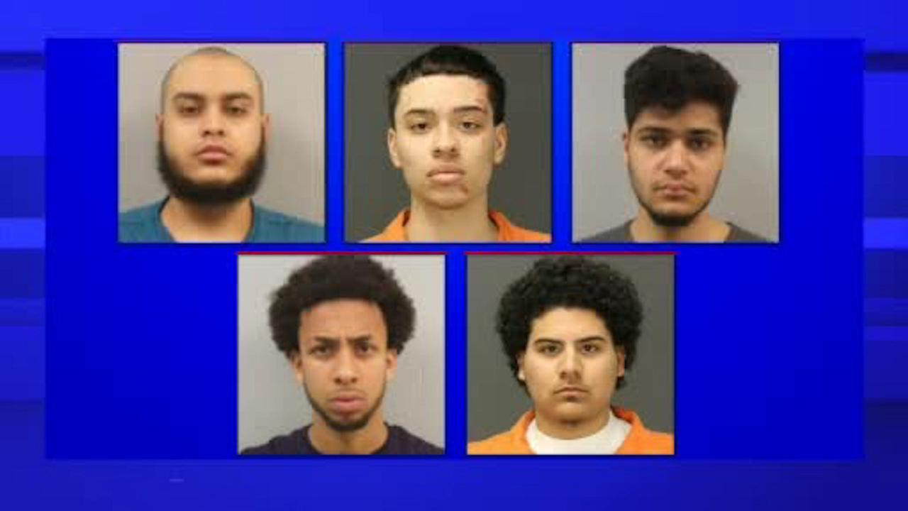6 face charges in Teaneck for luring would-be murder victim using Twitter