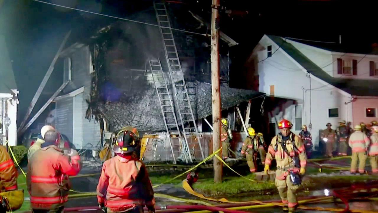 6 family members killed in Syracuse fire, says fire chief