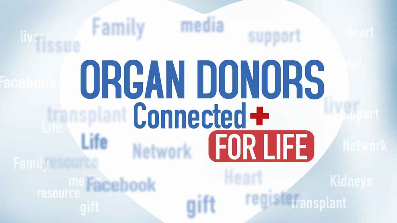 Organ Donors: Connected For Life - watch it on abc7NY