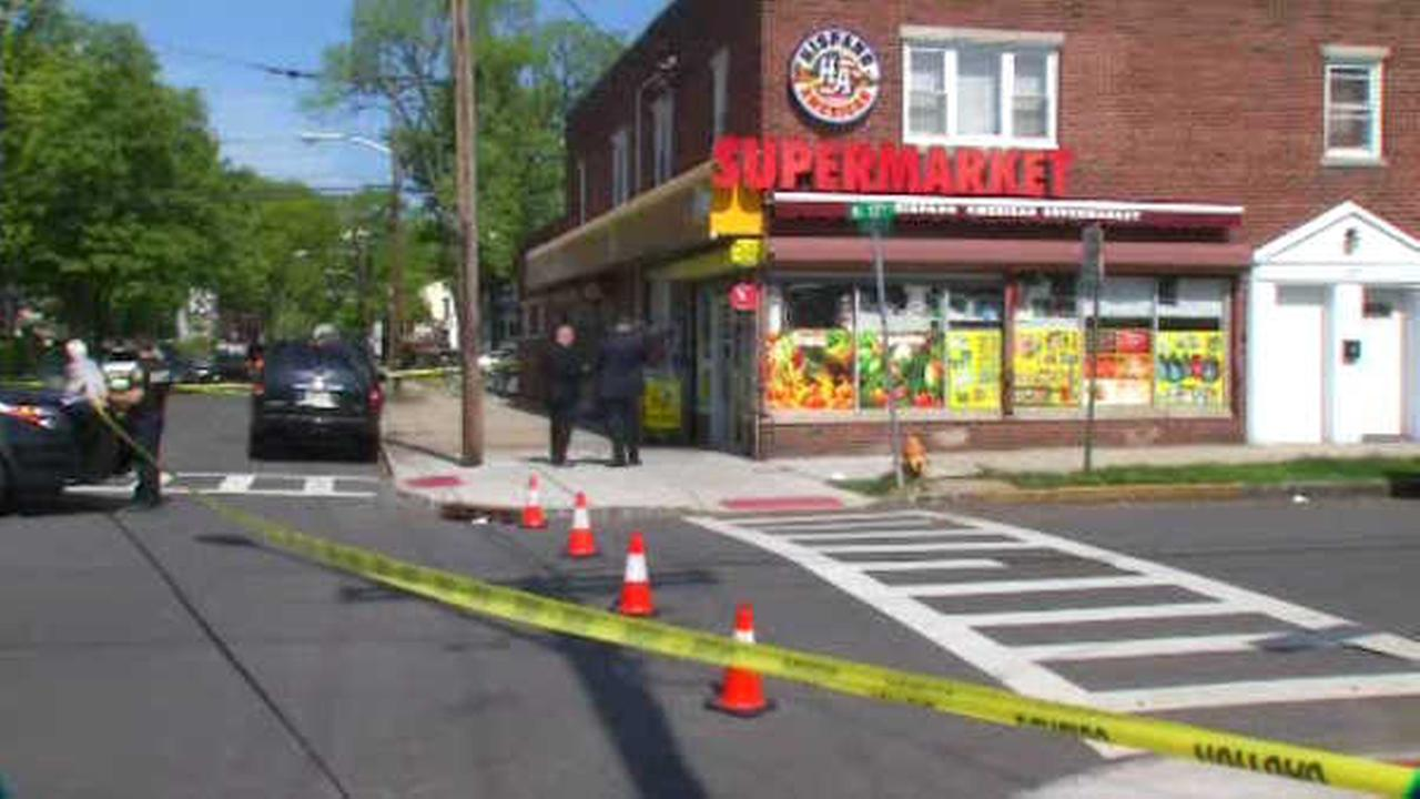 Shots fired in robbery of bakery deliveryman in Bloomfield