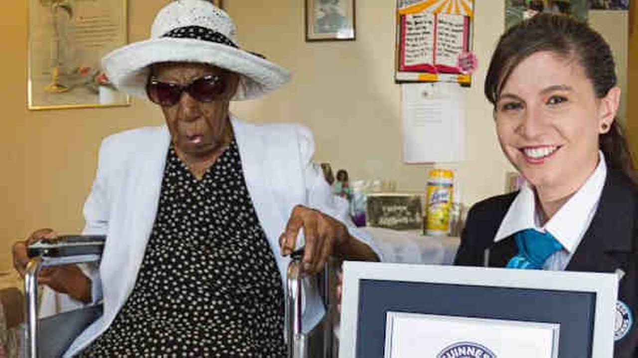 World's oldest person, last American born in 1800s, dies at age 116